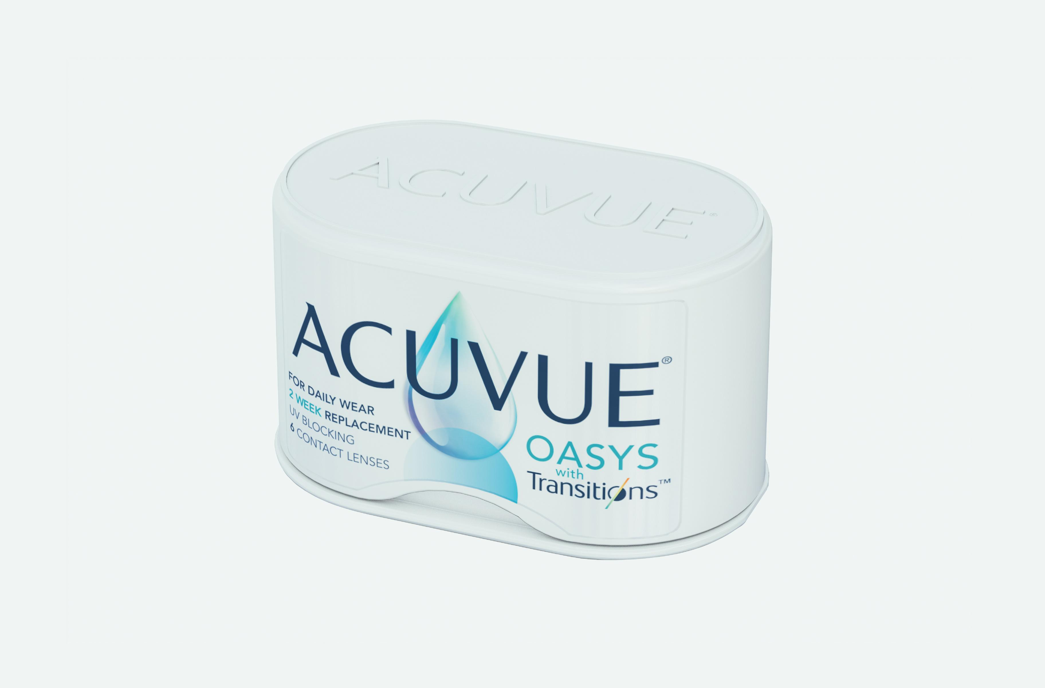 Emballage Acuvue