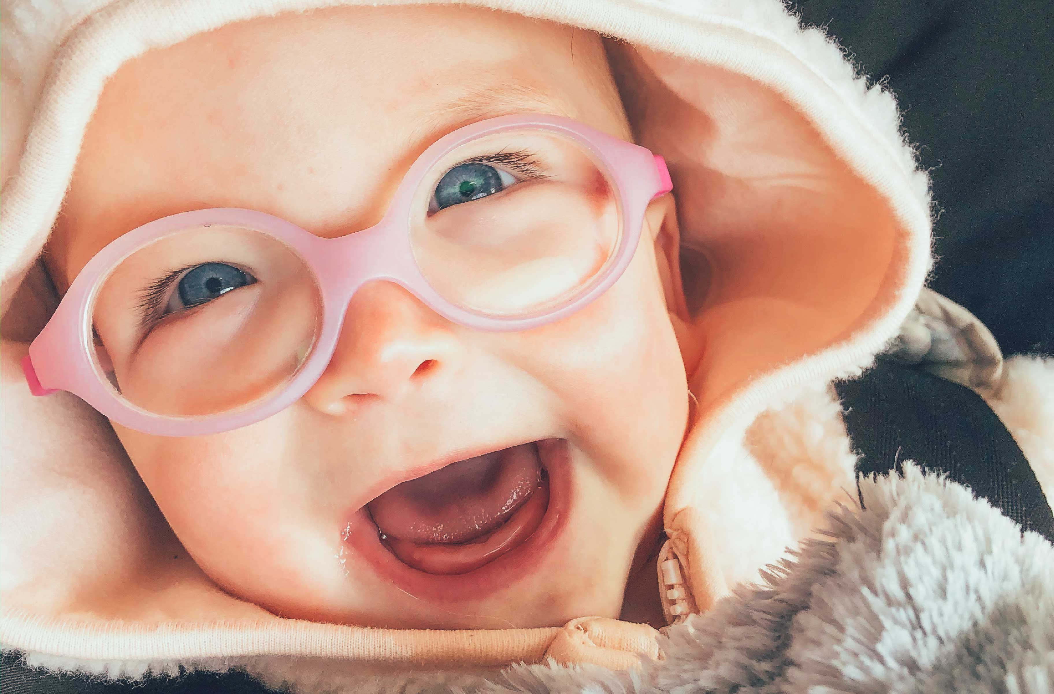 A Little Girl Sees Her Mom Clearly for the First Time at IRIS Nanaimo: Marlowe's Story