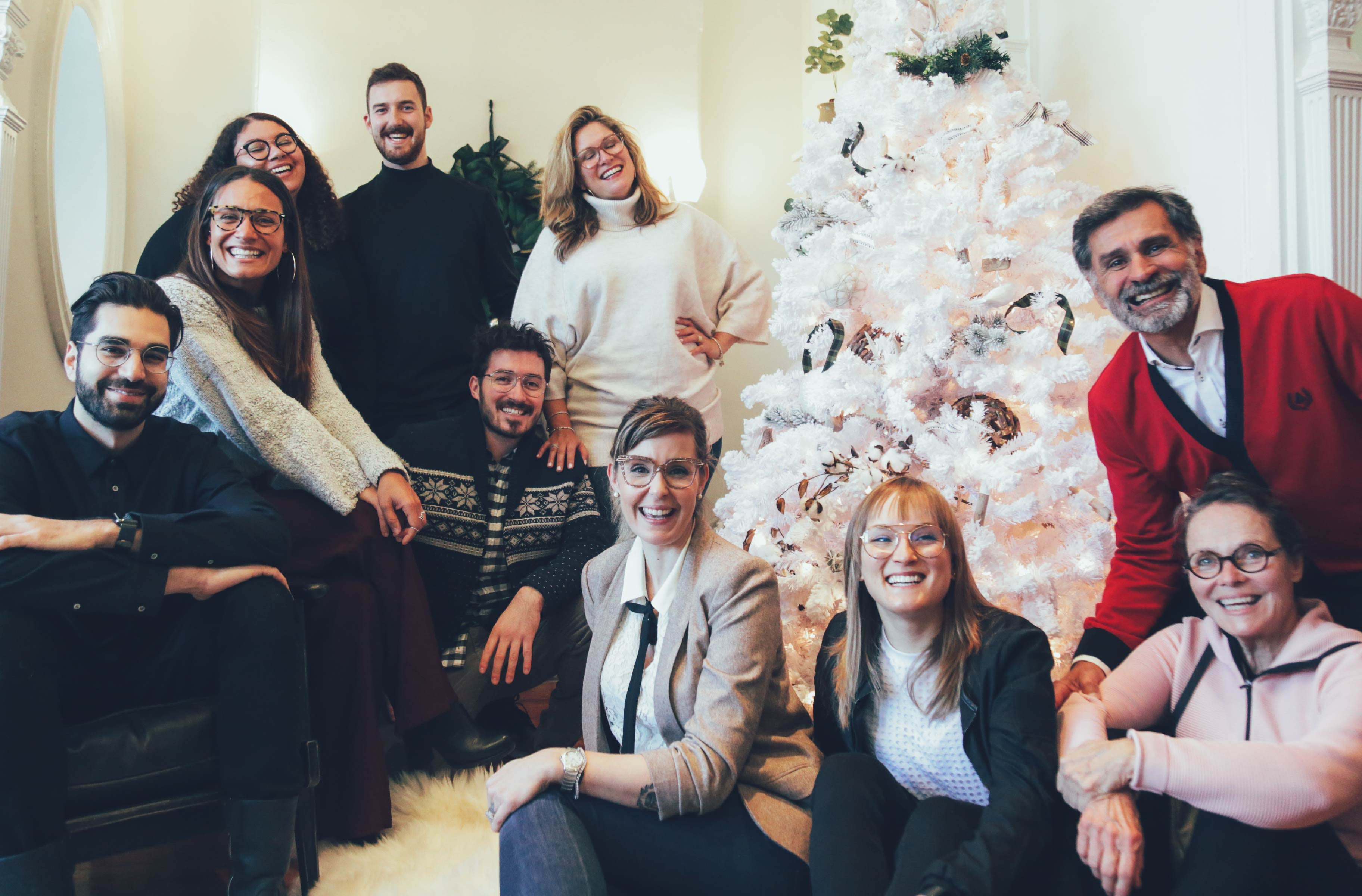 Behind the Scenes of our 2018 IRIS Ambassadors Holiday Event