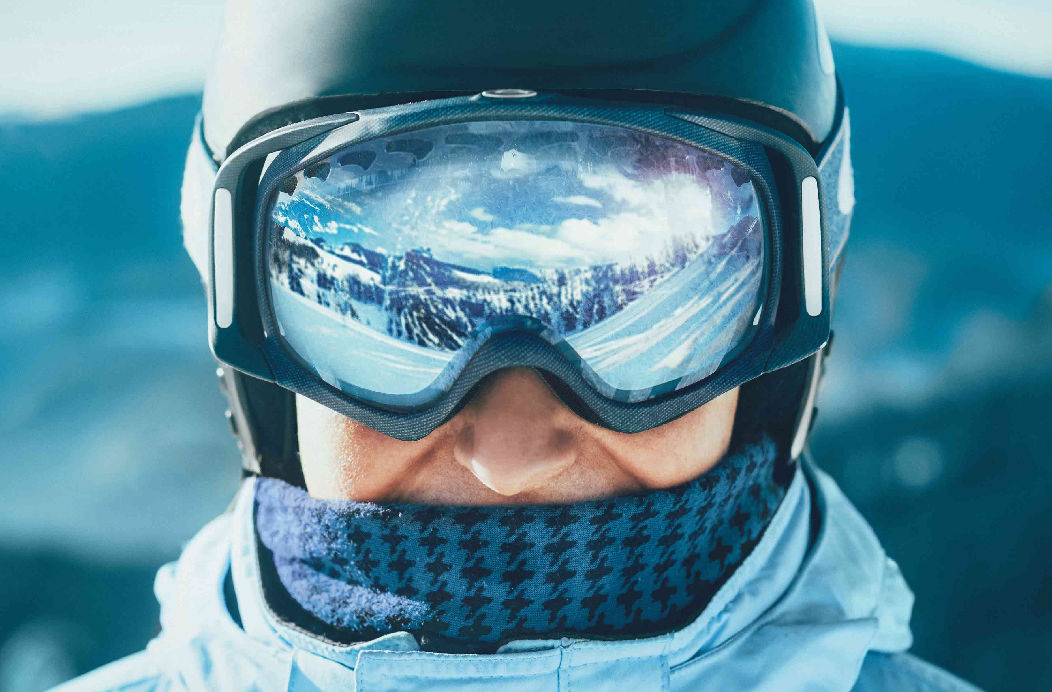 Taking Care of Your Eyes During Winter