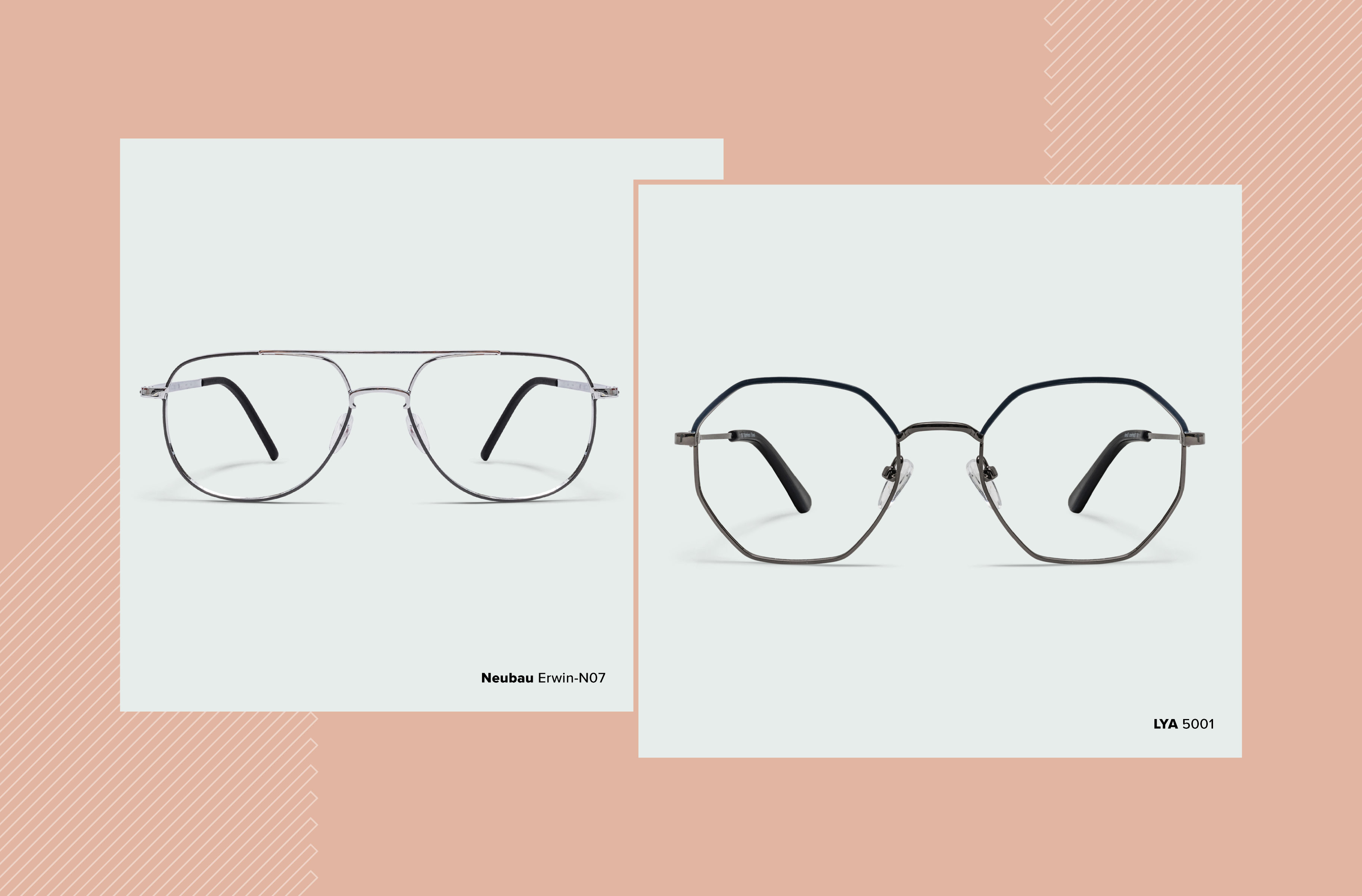 We're Obsessed with These Retro-Vintage Glasses